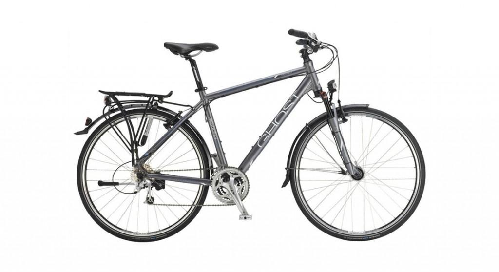 Ghost Tr 5700 Ladies Amp Mens Front Suspension City Bike