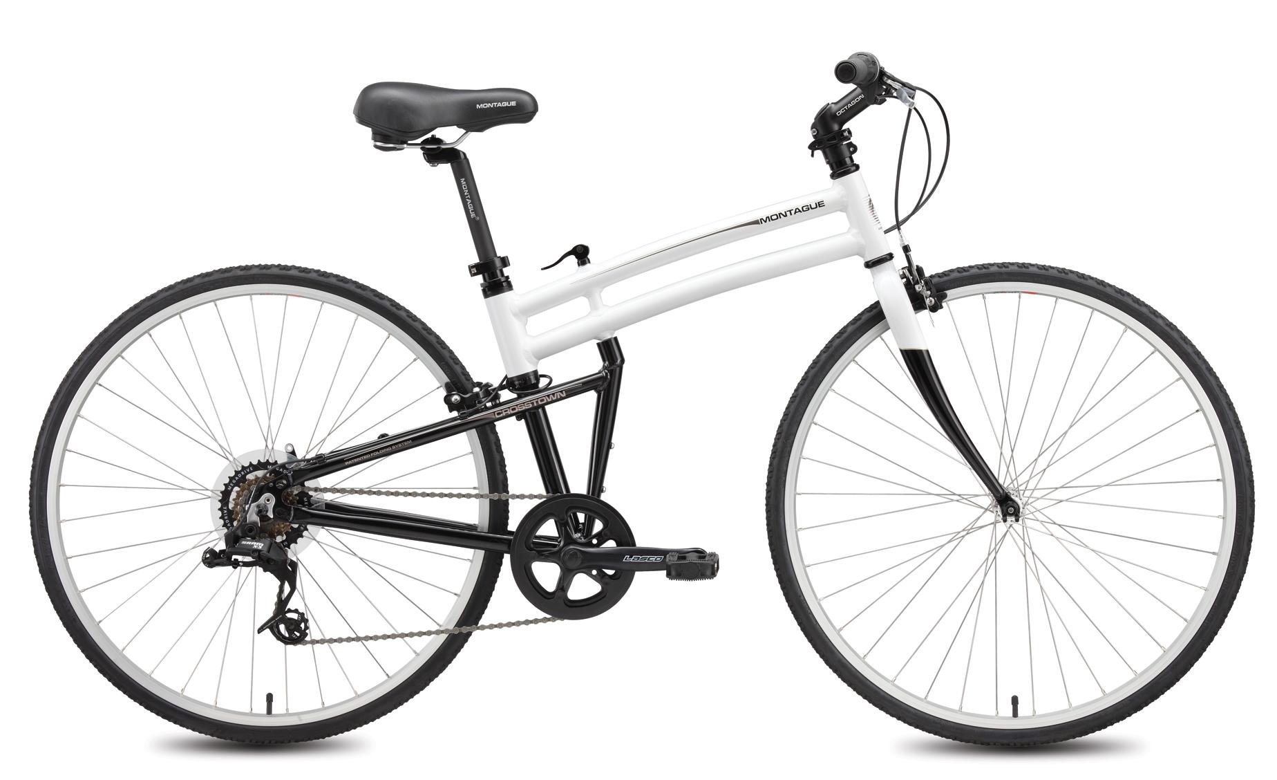 Montague Urban Review 2010 Folding Hybrid Bike