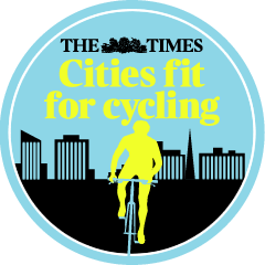 Cities Safe for Cycling Campaign Logo