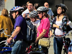 Should I wear a cycle helmet?