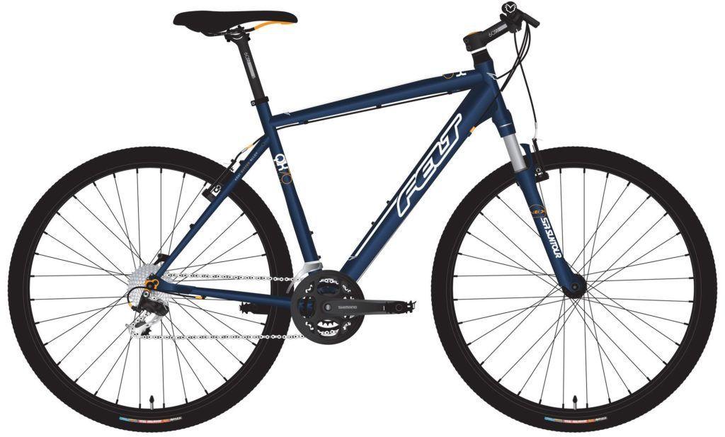 Felt QX70 2013 Hybrid Bike