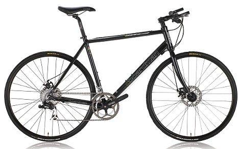 typical hybrid bike example