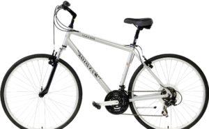 comfort bicycle