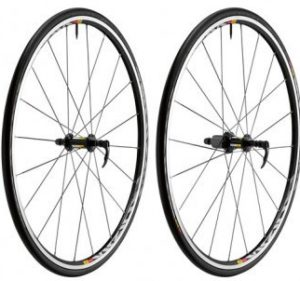 thin hybrid bicycle wheels