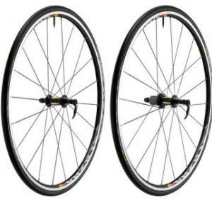 thin hybrid bicycle wheels