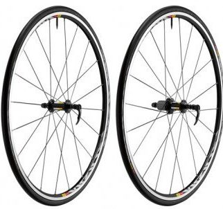 thin commuter hybrid bicycle wheels